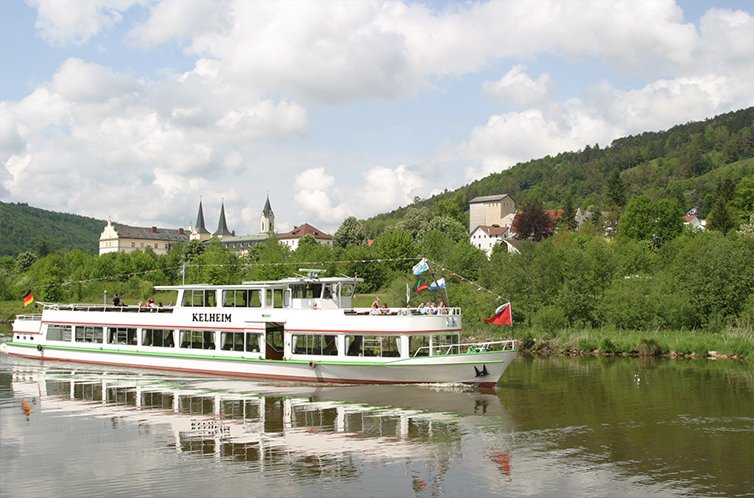 Boat tour on the Danube  - 17 km
